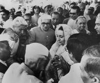 Indira Gandhi's doctor writes a book on the former Prime Minister