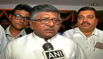 Of 1.1 bn bank accounts, 670 mn linked with Aadhaar: Ravi Shankar Prasad