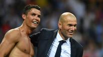 Zidane arrival the catalyst for one of my best seasons - Ronaldo