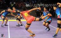 Puneri Paltan vs Dabang Delhi Pro Kabaddi season 4 cliffhanger ends in 27-27 draw