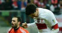 Poland thump San Marino