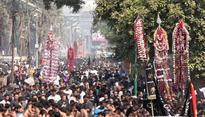 Muslims across the country observe Muharram; delhi police issues traffic advisory