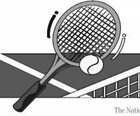 Harris, Nofil enter Jr Tennis quarters