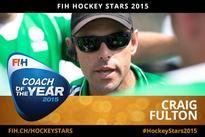 Craig Fulton - Hockey Stars 2015 Men's Coach of the Year