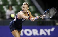 Cibulkova prevails against Safarova in opening round of Pan Pacific Open
