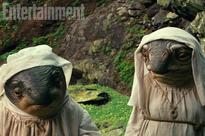 Star Wars: The Last Jedi   Have you met Porgs and the Praetorian Guard?