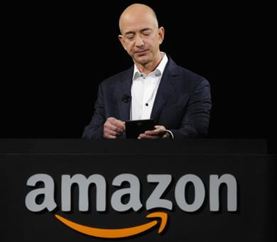 Amazon's Jeff Bezos is now the richest man on Earth