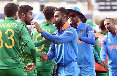 'India-Pakistan games extend beyond cricket ground'