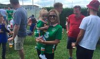 'Ireland are back to take revenge' - James McClean's wife Erin predicts win