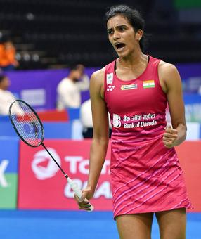 India Open: Sindhu in semis; erroneous Saina goes down tamely