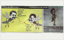 EPS, OPS drink more blood than dengue mosquitoes: Cartoon by DMK's mouthpiece