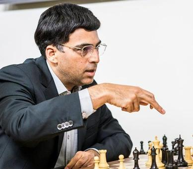 Anand plays out easy draw with Carlsen