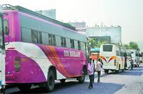 Pvt bus provider had submitted documents of other buses