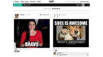 Microsoft's social network Socl updated with GIF creator amongst other tools