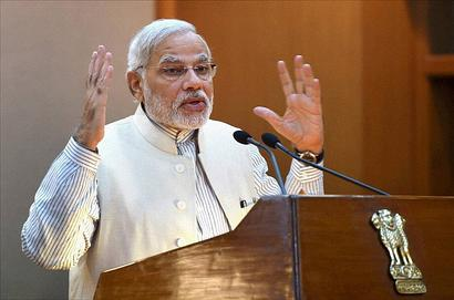 Don't make irresponsible statements: Modi to BJP's leaders