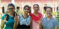 Khalsa College girls secure university positions in B.Sc.(Hons.) Biotechnology