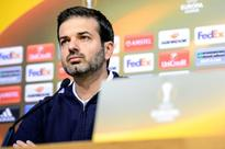 Stramaccioni quits as Panathinaikos coach