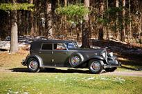 Experiencing A Perfect Time Machine: Al Jolson's 1932 V12 Packard Comes To Gooding's Scottsdale Auction In Late January