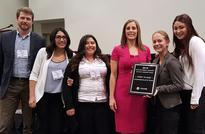 STR's SHARE Center honors Student Market Study winners