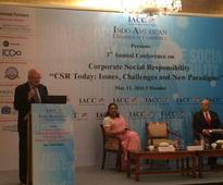Keynote Address by Ambassador Jonathan Addleton at the Third Annual Conference of the Indo-American Chamber of Commerce on Corporate Social Responsibility