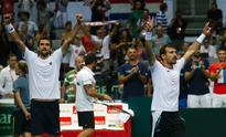 Davis Cup roundup: Murray brothers lead fightback; Croatia edge closer; Spain overpower India