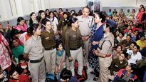Delhi Police organise breast cancer awareness camp on Women's Day