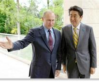 Japan throwing caution to the wind by courting Russia at Sochi summit