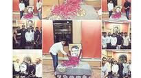 Photographs of weapons in DUSU office, ABVP leader Amit Tanwar also seen