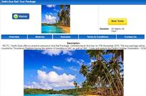 IRCTC rolls out Bharat Darshan package for Goa, South India