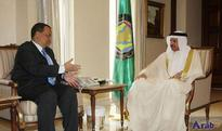 GCC chief, UN Yemen envoy meet in…