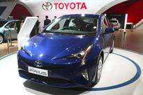 New Toyota Prius Hybrid Previewed Ahead of Launch in 2017