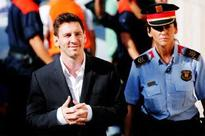 No relief for Lionel Messi in tax case