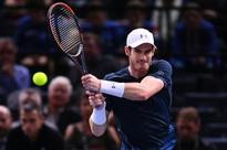 Murray one win from top spot as Djokovic crashes
