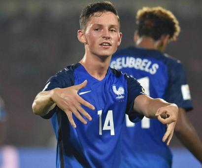 U-17 World Cup: France and England post big wins, Japan through