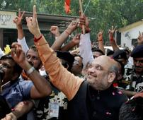Amit Shah's accolade for Nitish Kumar fuels 'reunion' speculation