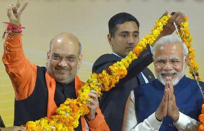 The men Modi and Shah rely on