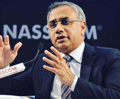 Salil Parekh is just what the doc ordered for Infy