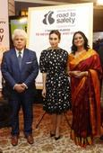 Karishma Kapoor Pledges For Road Safety In India