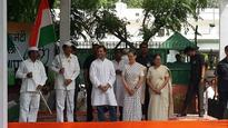 Congress launches UP poll campaign; Sonia Gandhi, Rahul Gandhi flag off 3-day bus yatra