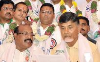 Naidu faces desertions bravely