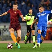 Serie A wrap: Ruthless Edin Dzeko makes Roma history in win over Empoli