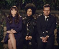 The 'New Girl' creator explains how the famous Prince episode happened