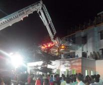 Fire Breaks out at SUM Hospital : 22 Killed & 40 Injured