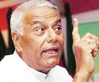 Yashwant Sinha backtracks on Modi-Indira remark