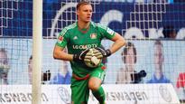 Bernd Leno signs Bayer Leverkusen contract extension