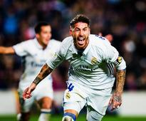 La Liga: It's in Real Madrid's DNA to fight till the end, says Sergio Ramos after Barcelona draw