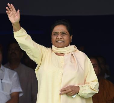 Will bizman brother be Mayawati's successor?