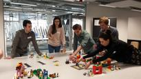 You thought Lego was for kids? Think again