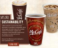 McDonald's Transitions to Sustainably Sourced Coffee