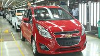 Made-in-India Chevrolet Beat for Argentina rolled out from Talegaon plant